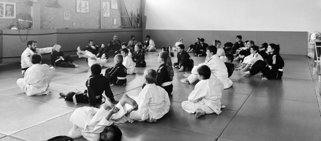 bjj kids training