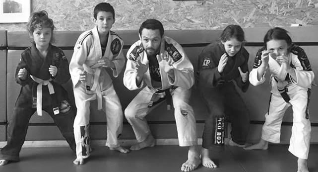 jiu-jitsu brésilien kids judo bordeaux